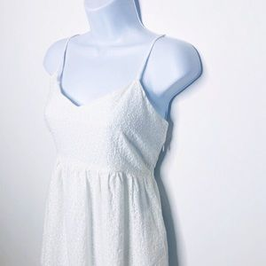 NWT Women's Dress Off White Size 8